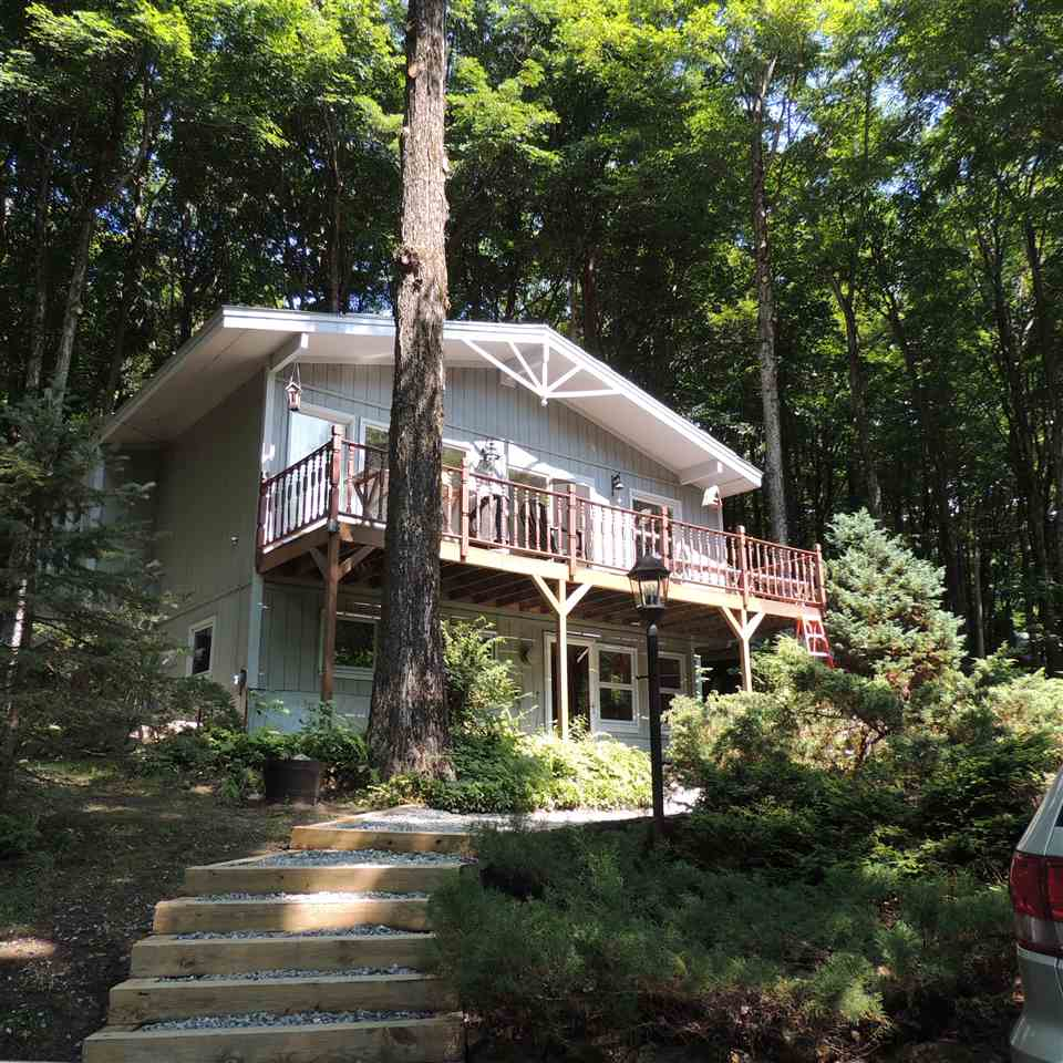 Snowmobile Trail abuts the property. This well...