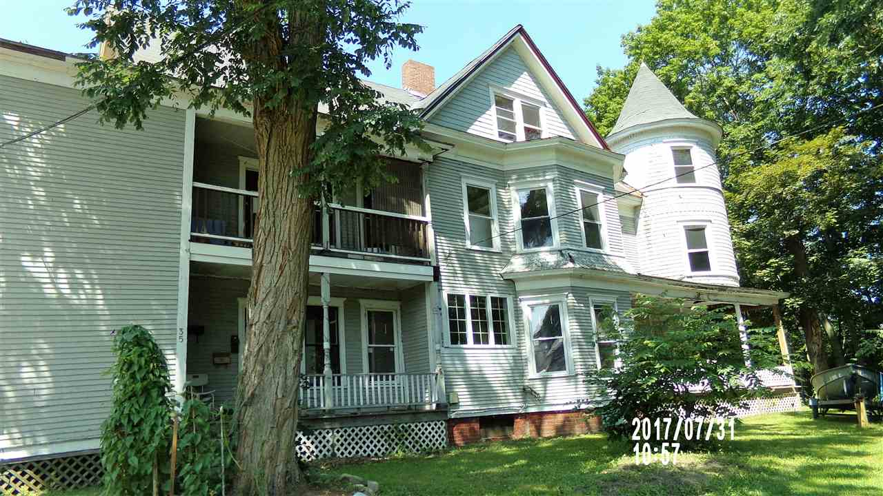 VILLAGE OF BELLOWS FALLS IN TOWN OF ROCKINGHAM VTMulti Family for sale $$29,900 | $7 per sq.ft.