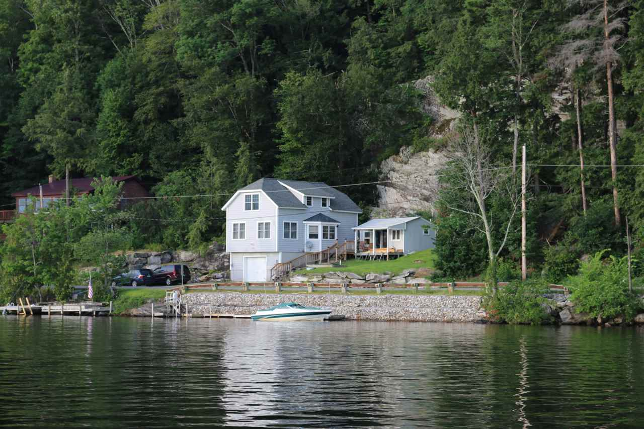 SALISBURY VT Lake House for sale $$349,000 | $306 per sq.ft.