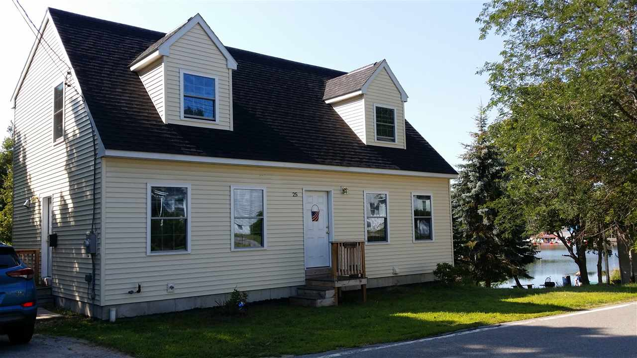 PITTSFIELD NH  Home for sale $199,900