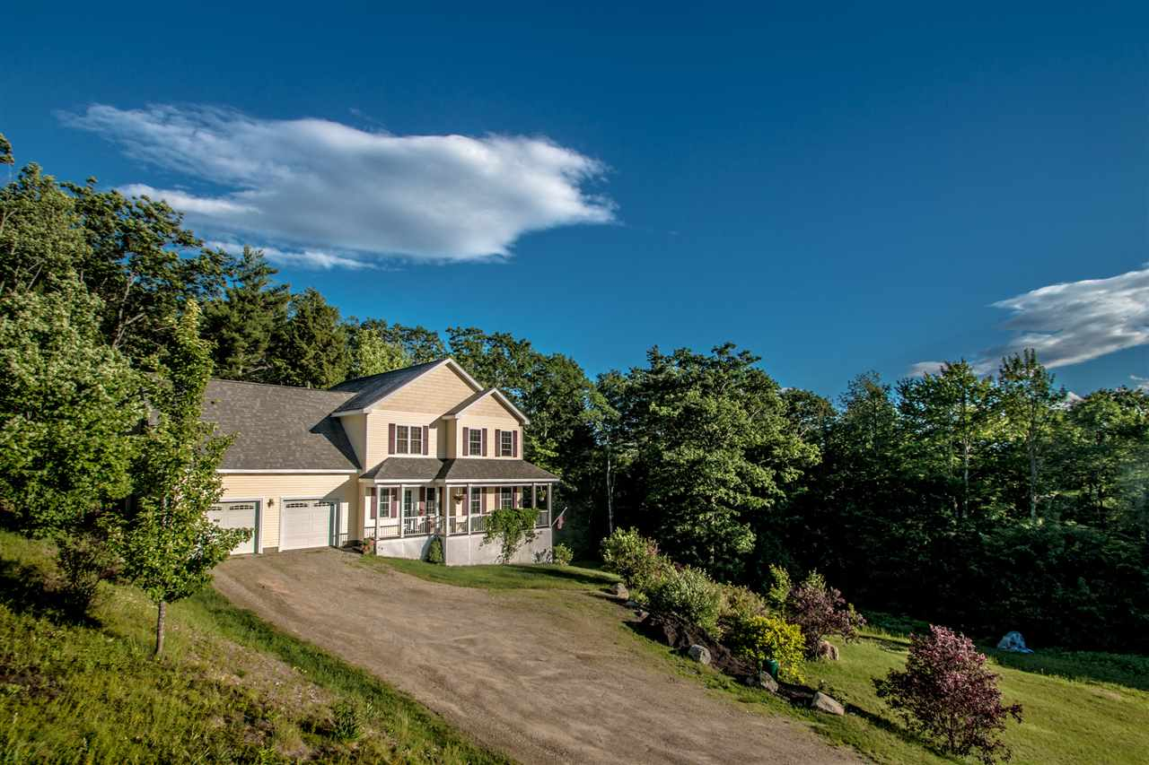 CENTER HARBOR NH  Home for sale $399,000