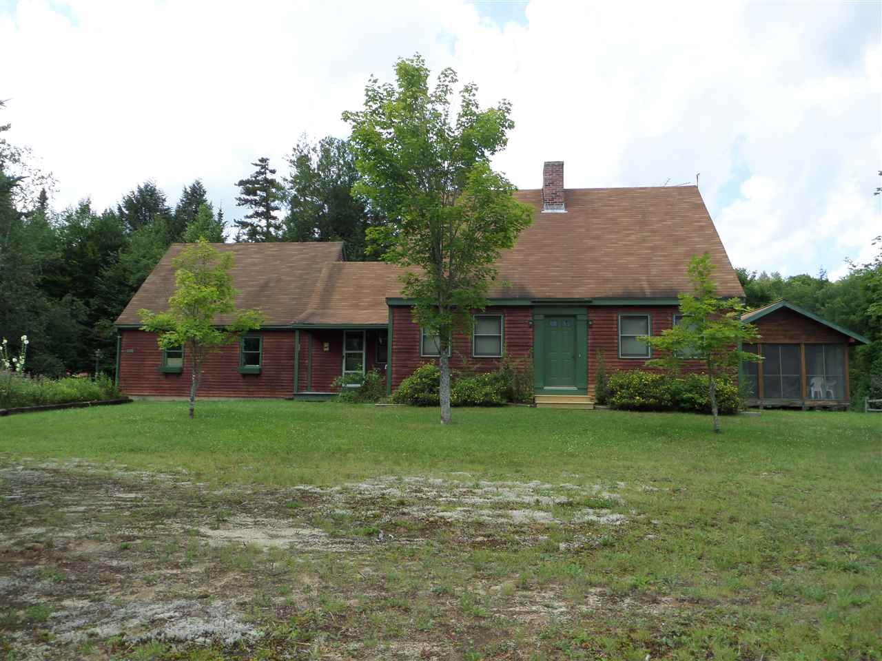 GROTON VT Lake House for sale $$249,000 | $134 per sq.ft.