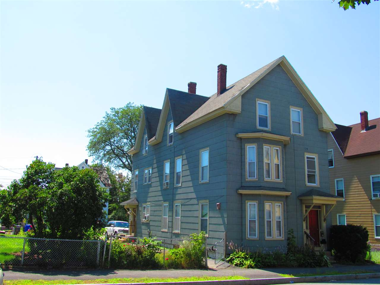 image of Manchester NH  3 Unit Multi Family | sq.ft. 3328