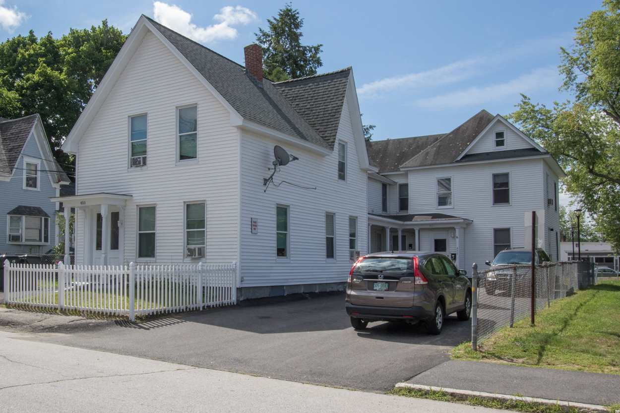 image of Manchester NH  4 Unit Multi Family | sq.ft. 3509