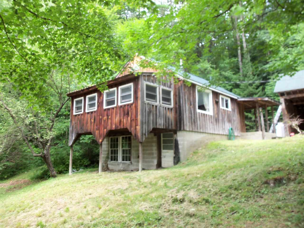 TOWNSHEND VT Home for sale $$104,000 | $160 per sq.ft.