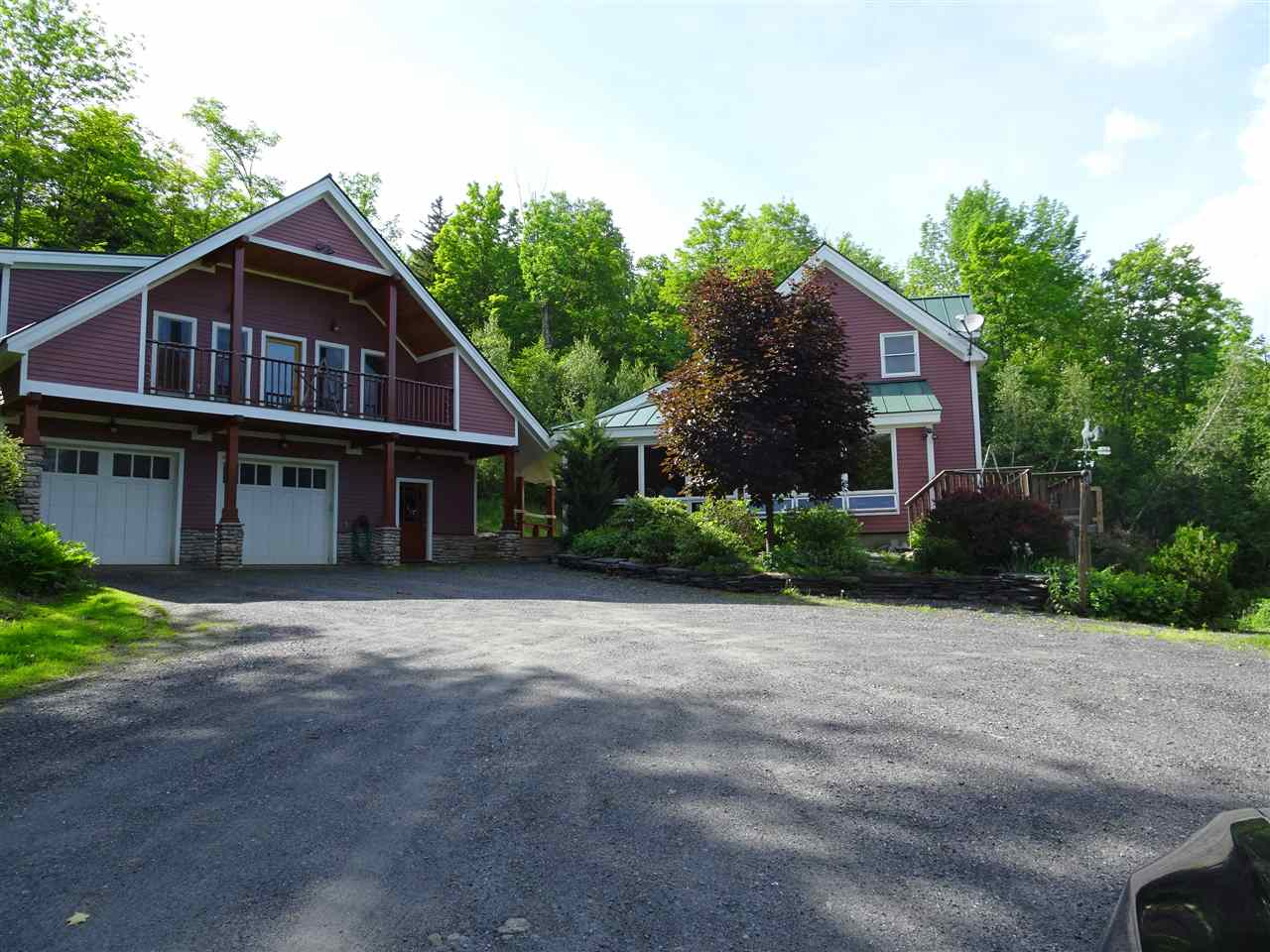 1558  Tucker Hill Road Fayston, VT 05673