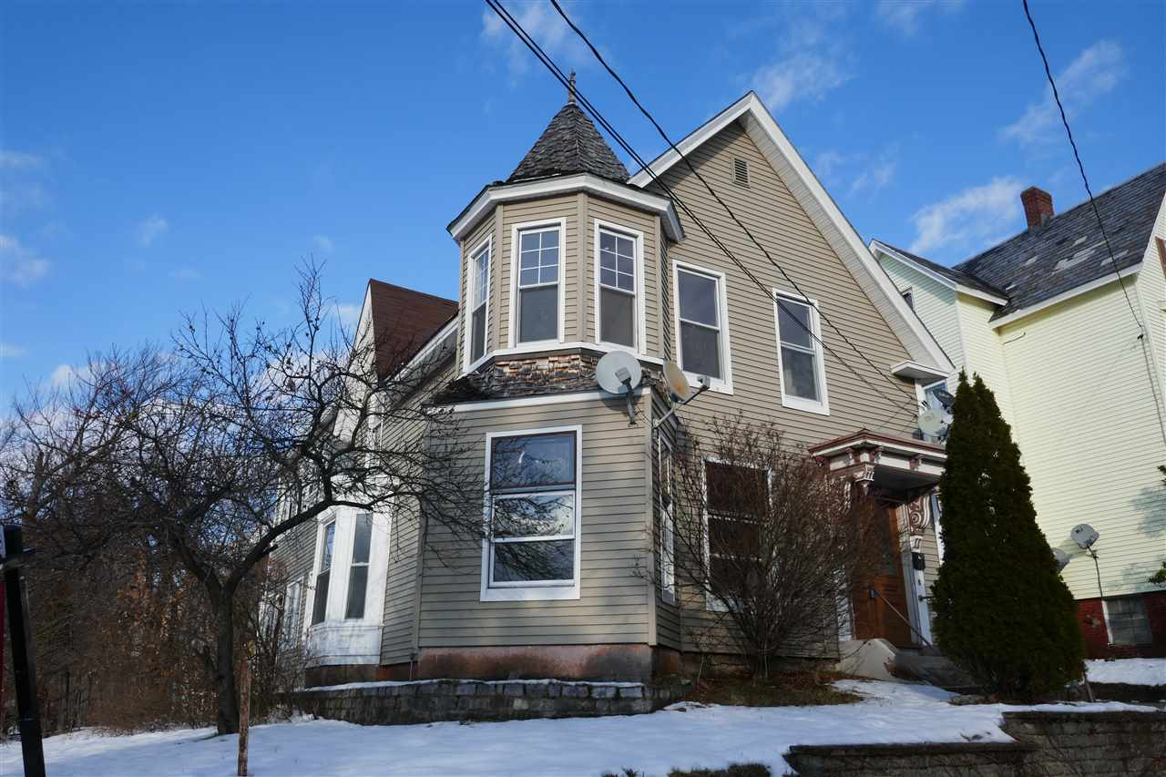 image of Manchester NH  2 Unit Multi Family | sq.ft. 4342