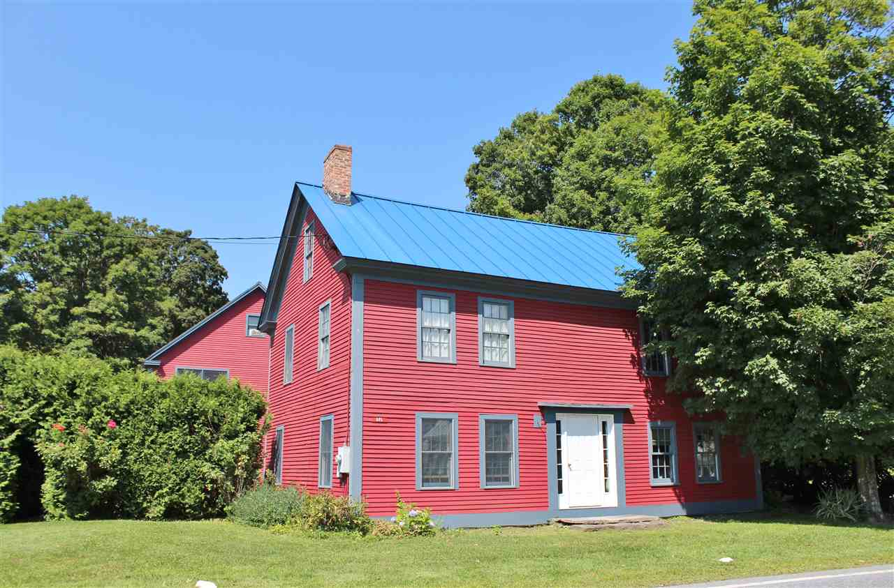 Reading VT Home for sale $317,000