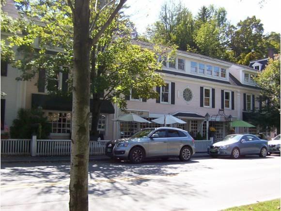 Woodstock VT commercial property $950,000