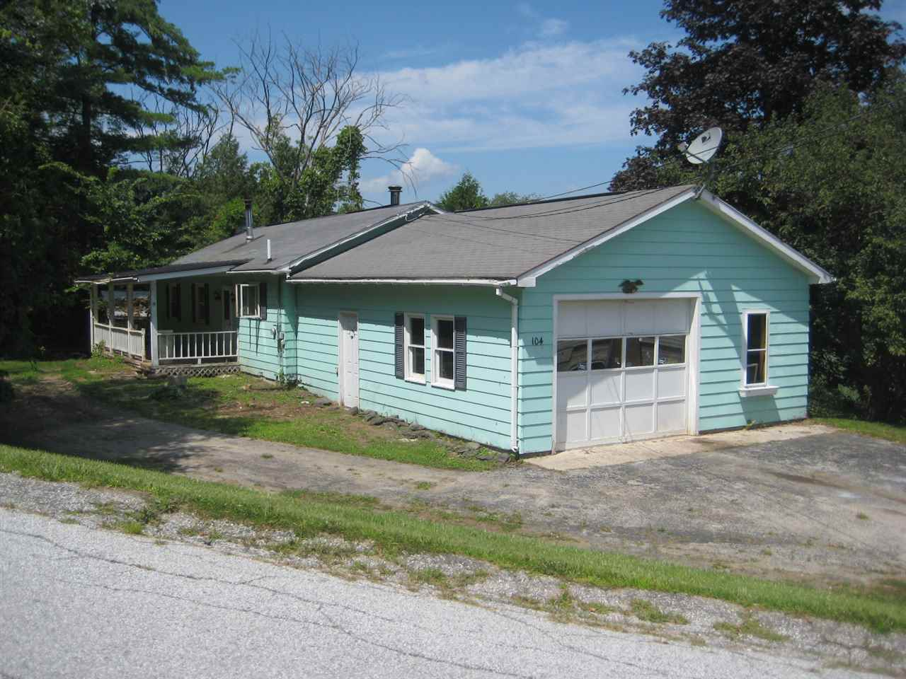WEST RUTLAND VTHome for sale $$49,500   $49 per sq.ft.