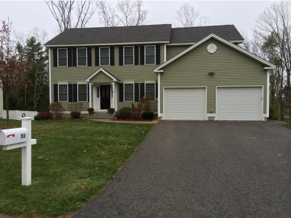 BEDFORD NH Single Family for rent $Single Family For Lease: $3,500 with Lease Term
