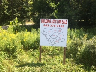 Four approved 2 plus acre building lots in a new...