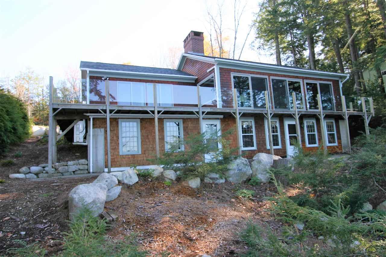 Lake Winnipesaukee waterfront home for sale in Alton
