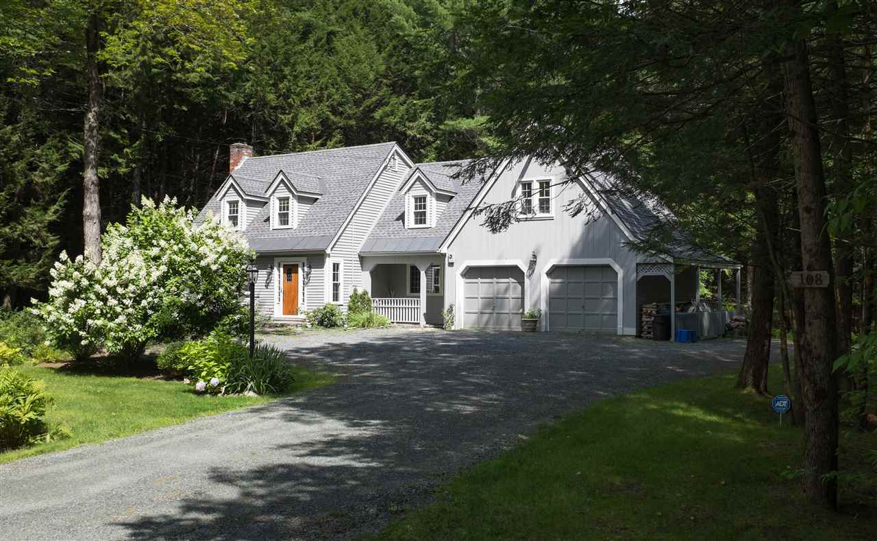 VILLAGE OF QUECHEE IN TOWN OF HARTFORD VT Home for sale $$369,000 | $170 per sq.ft.