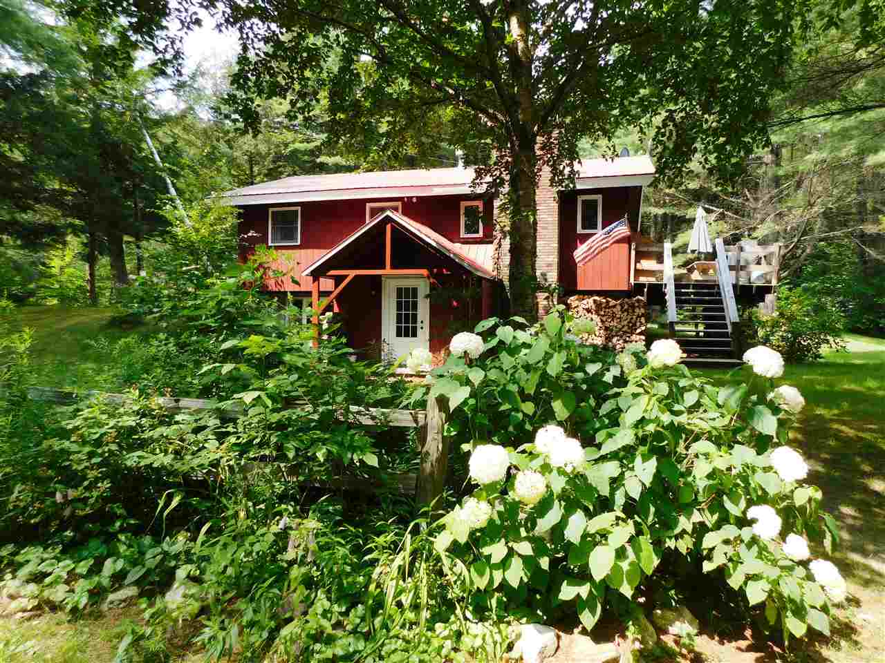 Everything you want in a mountain home on the...