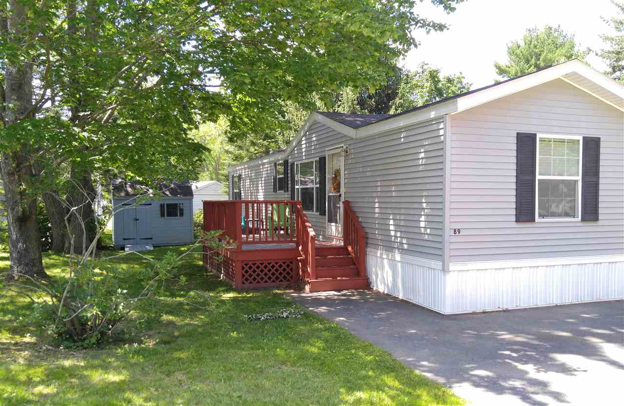 89 Hayes MH PK, Exeter, NH 03833