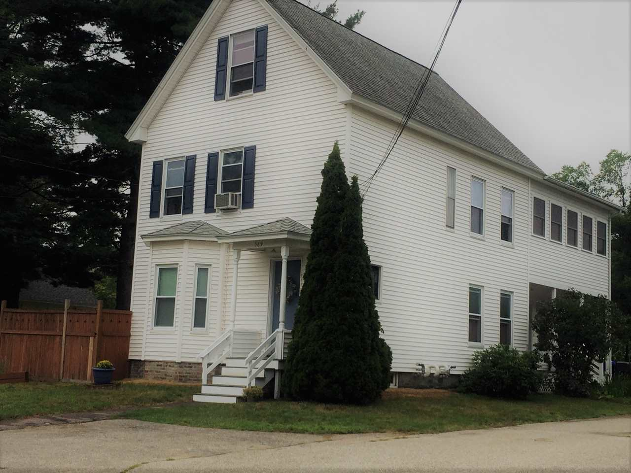 image of Manchester NH  2 Unit Multi Family | sq.ft. 3054