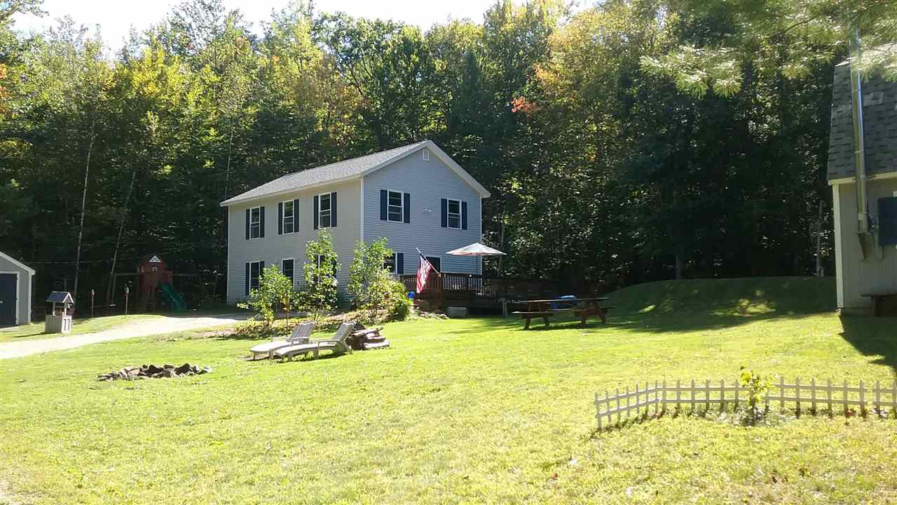 Gilmanton NH Home for sale $$215,000 $122 per sq.ft.
