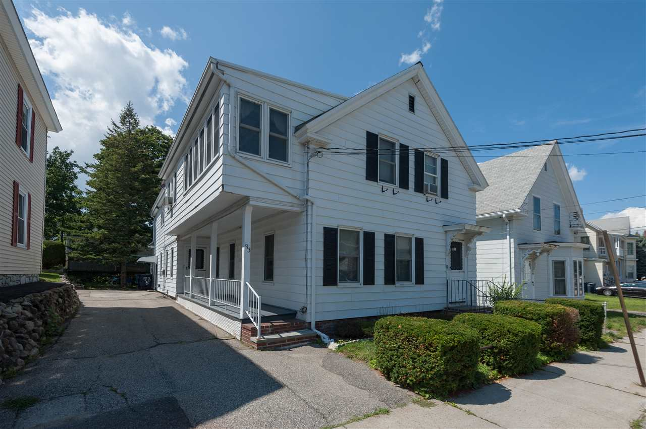 Nashua NH Multi Family for sale $List Price is $239,500