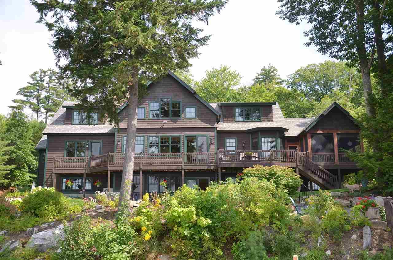 MOULTONBOROUGH NH Home for sale $2,595,000