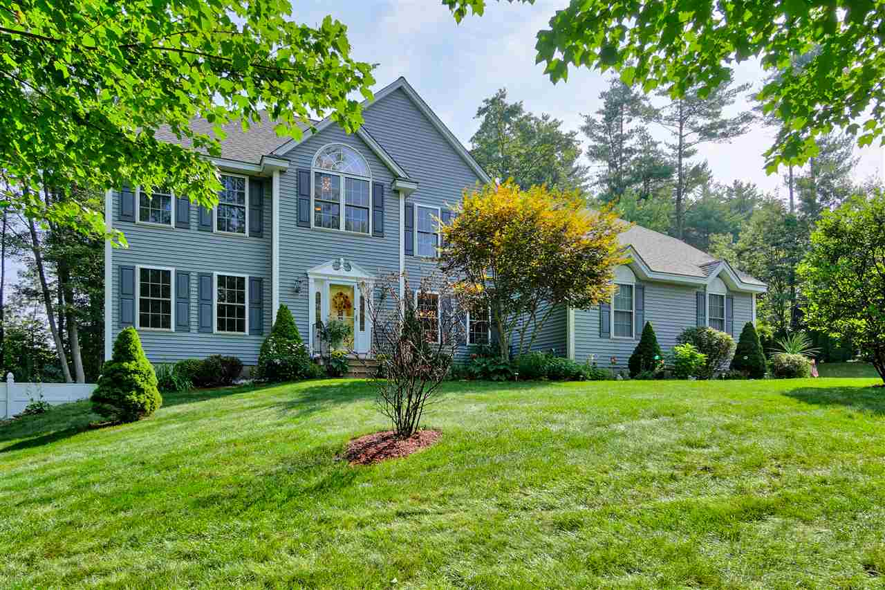 Hooksett NH Home for sale $List Price is $419,900
