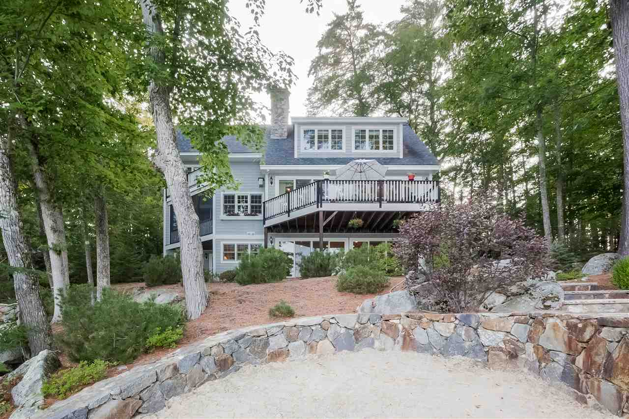 MOULTONBOROUGH NH  Home for sale $1,575,000