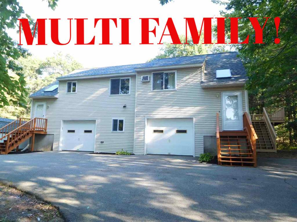 Derry NH Multi Family for sale $List Price is $309,900