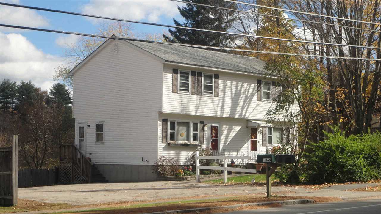 Pembroke NH Multi Family for sale $List Price is $245,000
