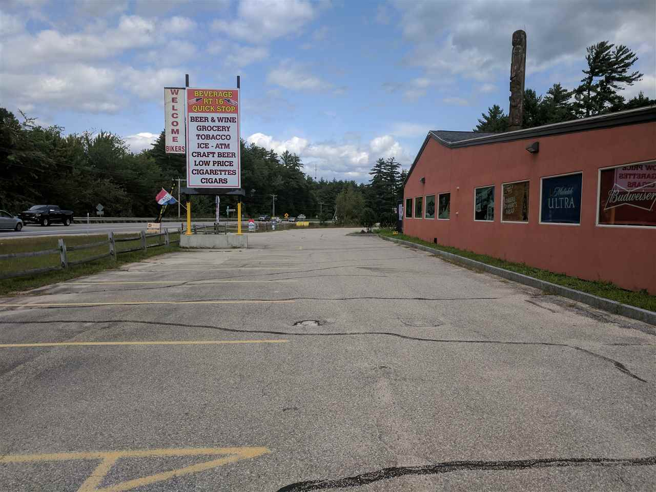 Ossipee NH Commercial Lease for sale