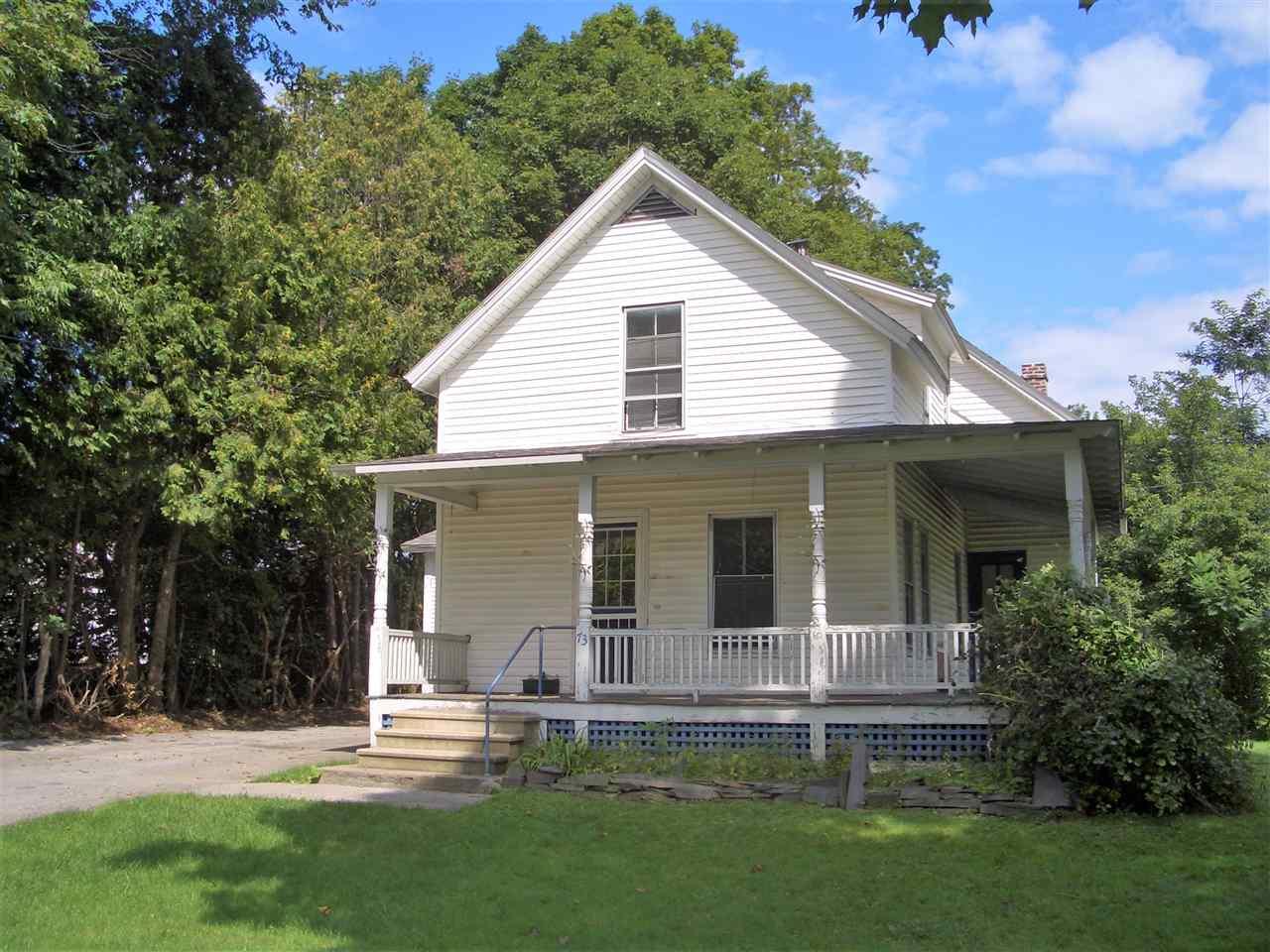 RUTLAND CITY VTHome for sale $$75,000 | $0 per sq.ft.