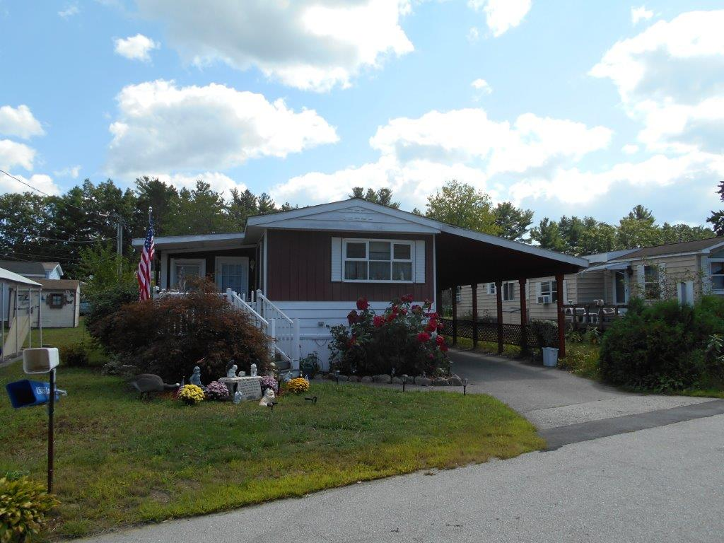 Merrimack NH Mobile-Manufacured Home for sale $List Price is $75,000