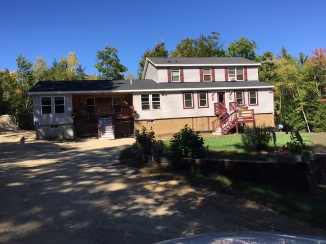 VILLAGE OF SANBORNVILLE IN TOWN OF WAKEFIELD NHCommercial Listing for sale