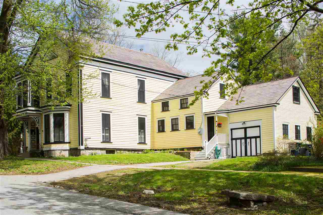 VERGENNES VT Home for sale $$399,000 | $161 per sq.ft.