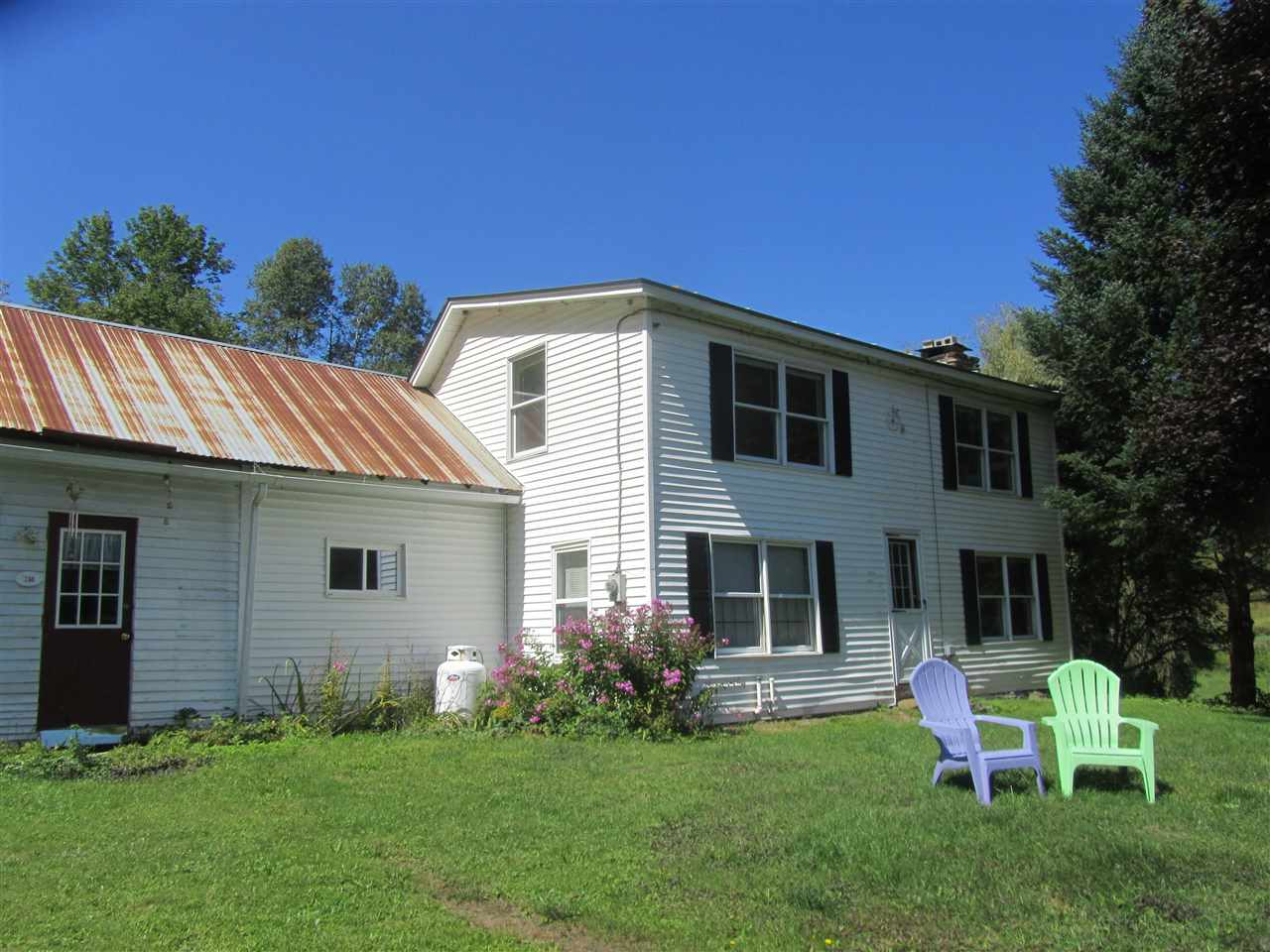 TUNBRIDGE VT Home for sale $$146,000 | $122 per sq.ft.