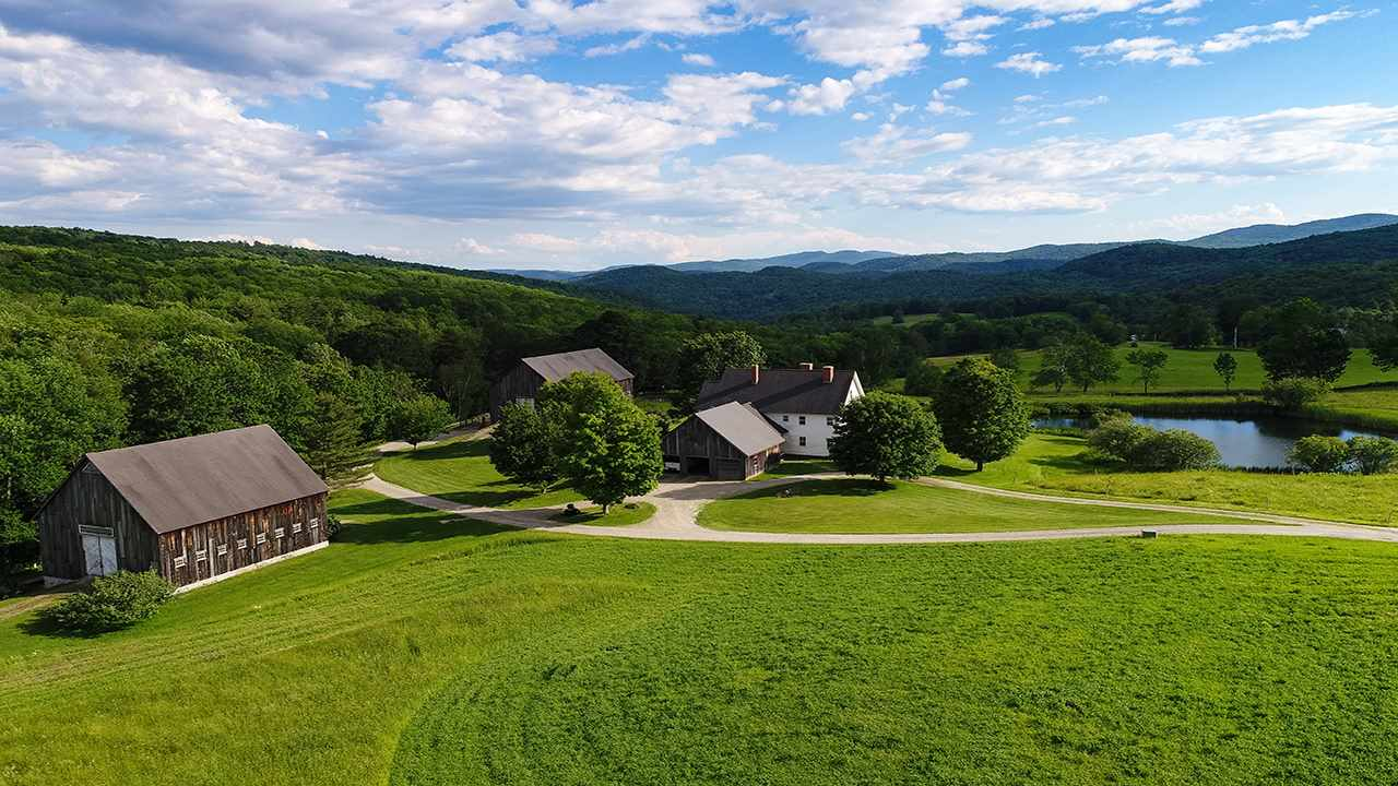 Pomfret VT Home for sale $3,600,000