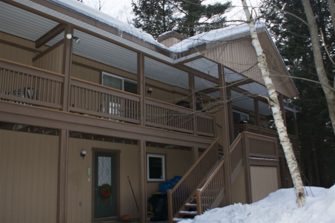 Nice ski property within minutes of Stratton...