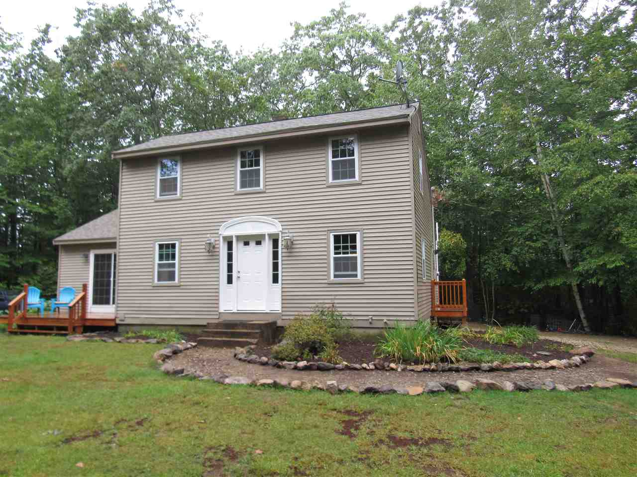 BARNSTEAD NH  Home for sale $219,900