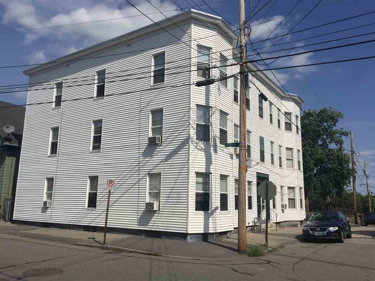 image of Manchester NH  6 Unit Multi Family | sq.ft. 8275