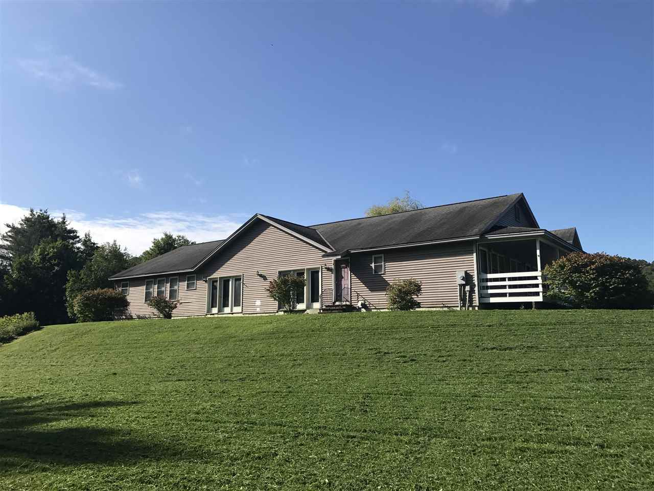 POMFRET VT Home for sale $$289,000 | $95 per sq.ft.