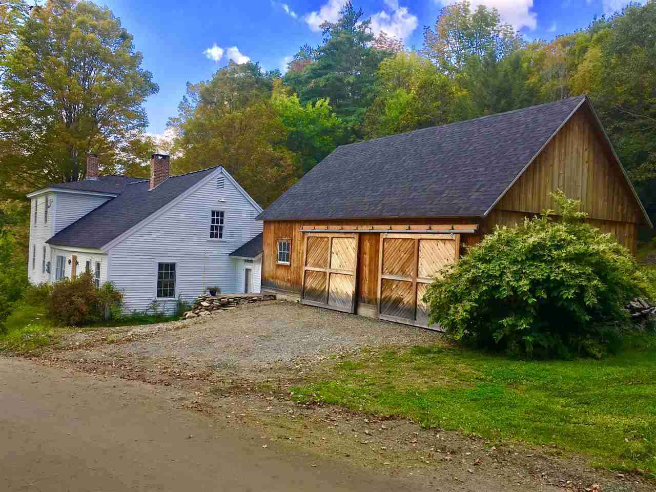 1 Franklin Hill Road, Lyme, NH 03768
