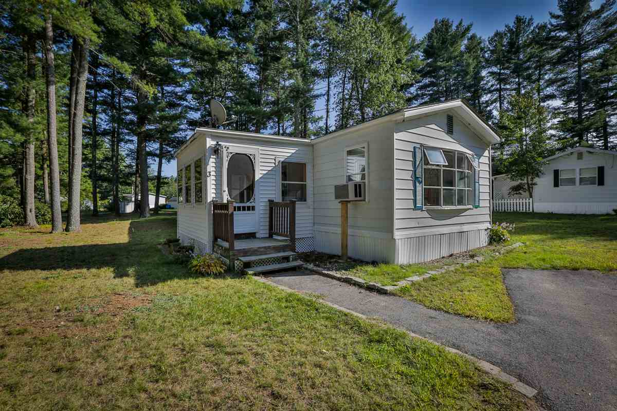 Nashua NHMobile-Manufacured Home for sale $List Price is $49,900