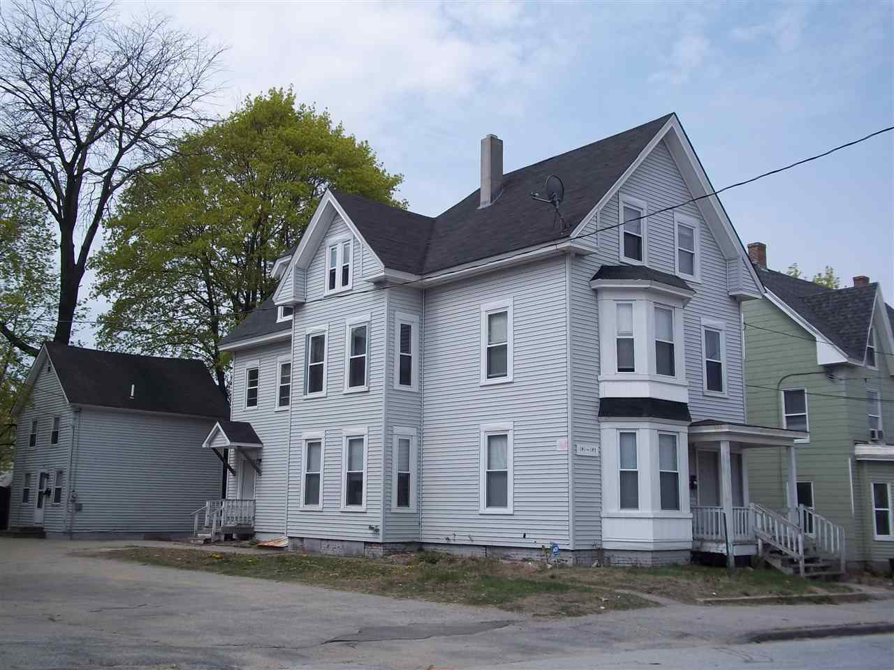 image of Manchester NH  4 Unit Multi Family | sq.ft. 3948