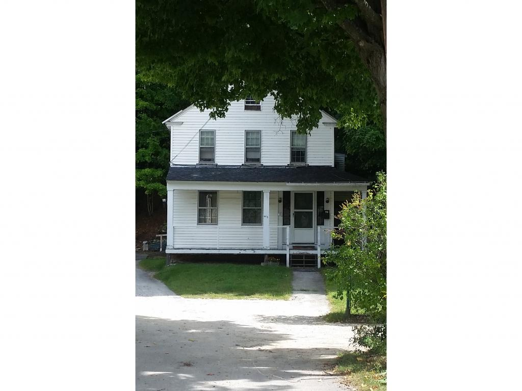 Peterborough NH Multi Family for sale $List Price is $140,000