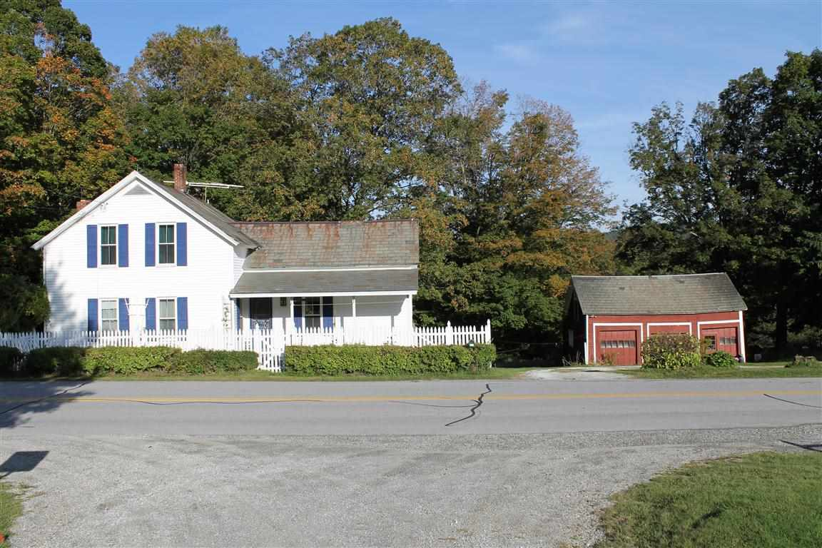TINMOUTH VT Home for sale $$148,500 | $63 per sq.ft.