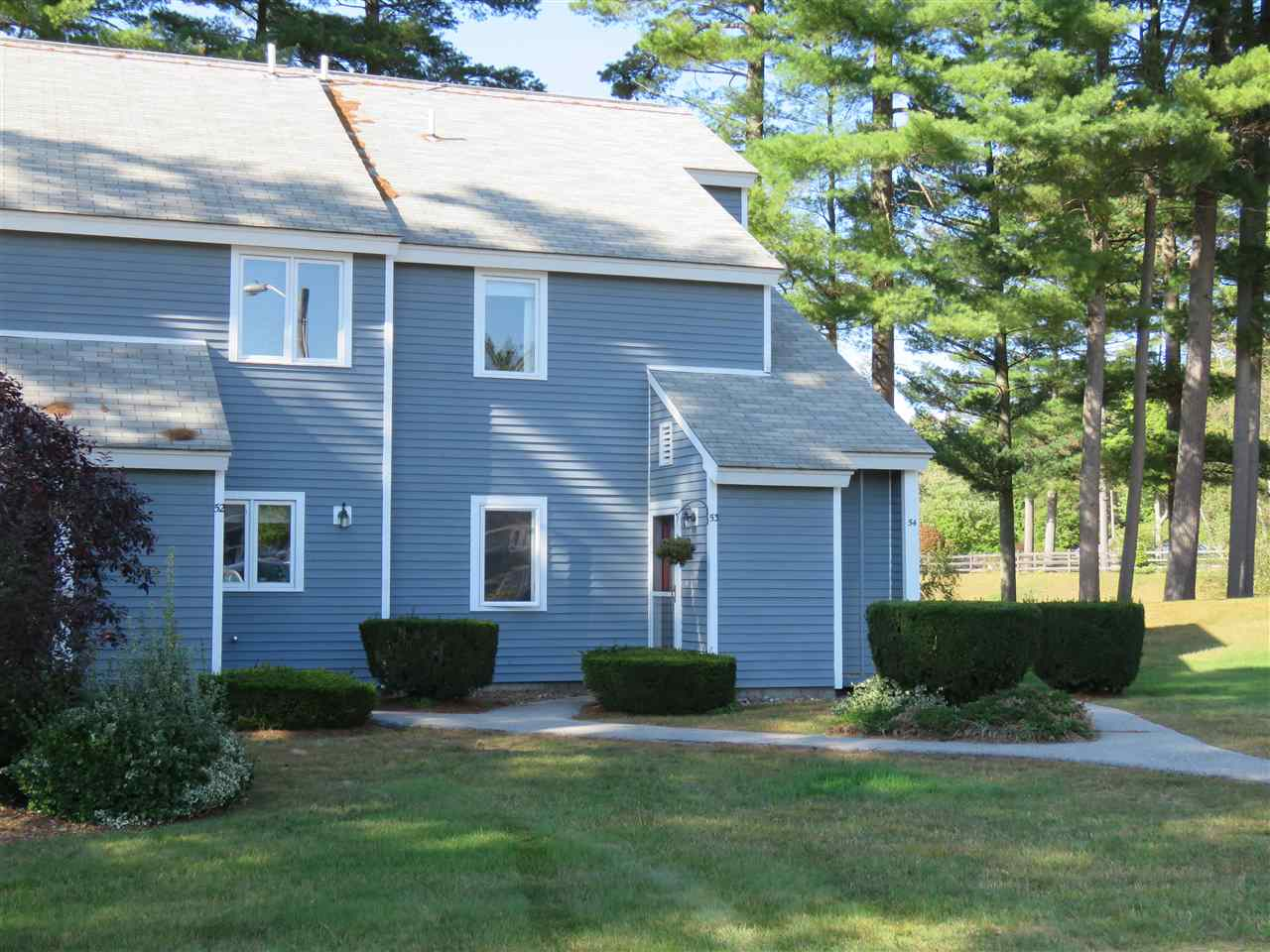 Ashland NH Condo for sale $List Price is $120,000