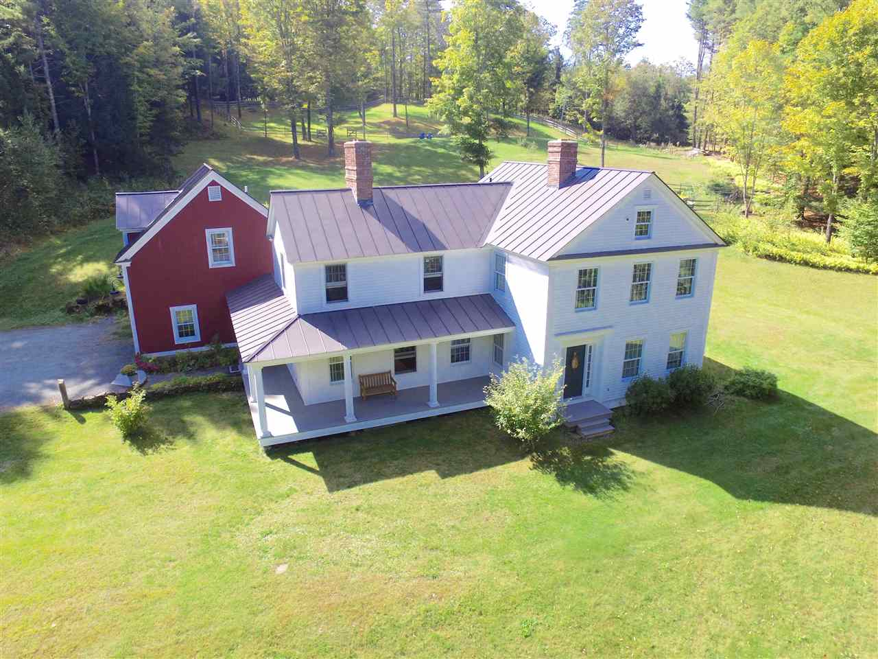 WOODSTOCK VT Home for sale $$845,000 | $277 per sq.ft.