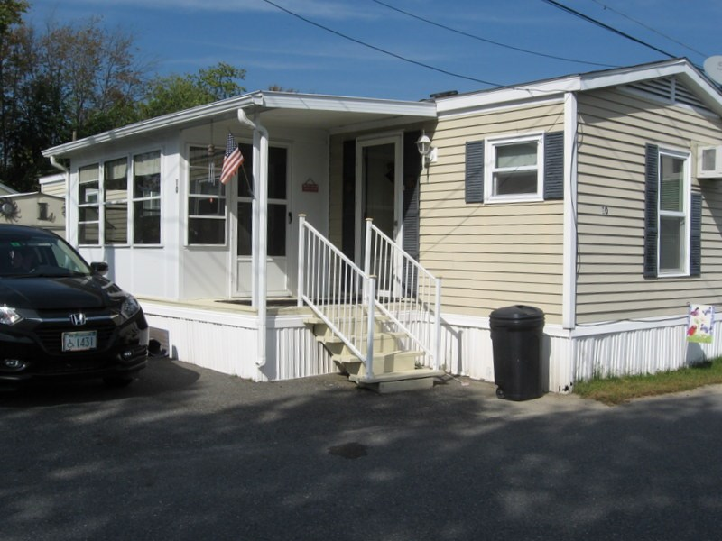 Salem NHMobile-Manufacured Home for sale $List Price is $51,000
