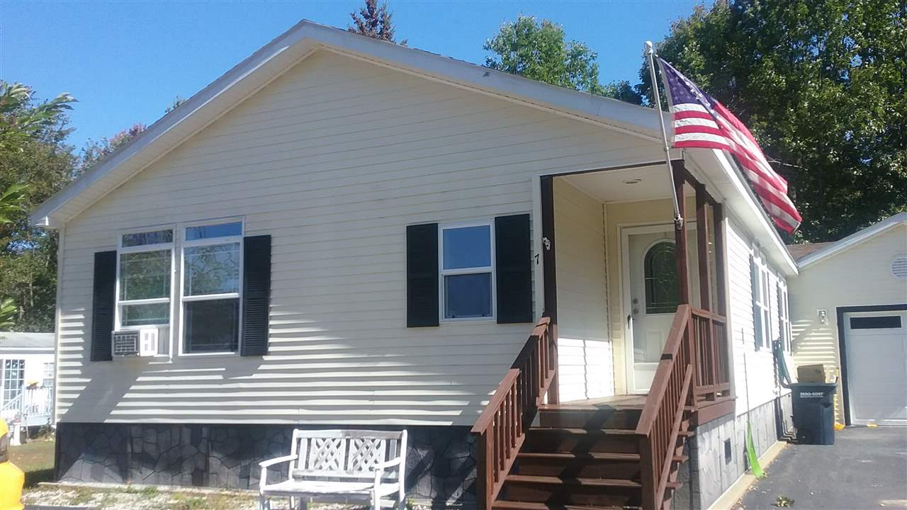 Allenstown NH Mobile-Manufacured Home for sale $List Price is $80,000