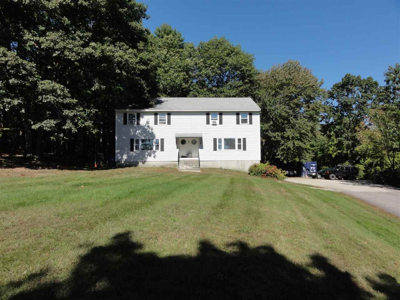 Hudson NH Multi Family for sale $List Price is $409,900