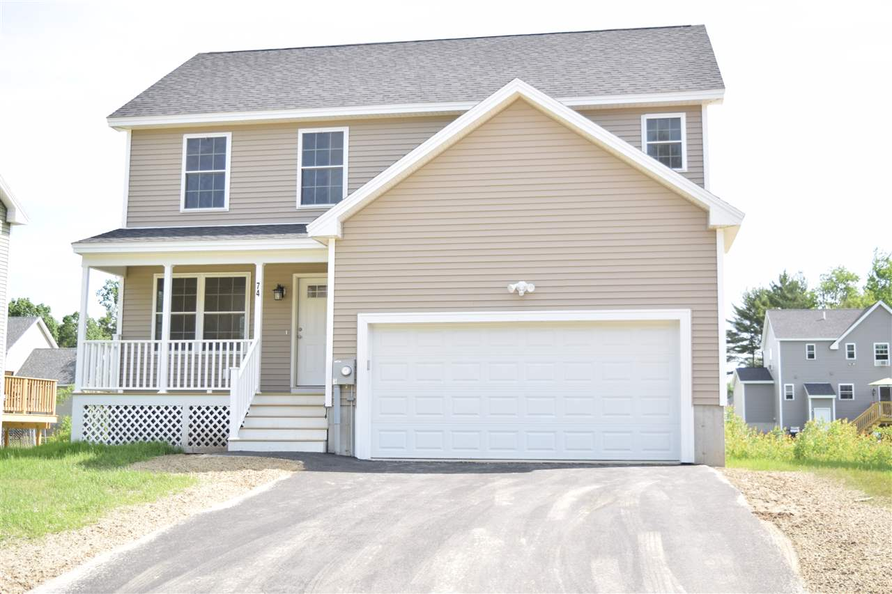 74  Millers Farm Dr (lot 100) Rochester, NH 03868